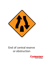 end_of_central_reserve_or_obstruction