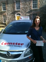 pamela-currey-passed-the-driving-test-leinster-school-of-motoring