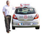 Driving Lessons Gorey with Driving Instructor Declan O'Brien 087 815 4878