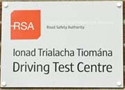 Gorey Driving Test Centre