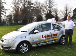 Driving Lessons Gorey with Fergal O'Connor Driving Instructor